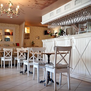 Новое место: ресторан «Желания» (Петербург) — Санкт-Петербург на The Village