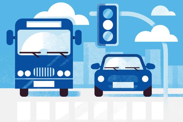 Почему зелёного сигнала светофора приходится ждать так долго? — Есть вопрос на The Village