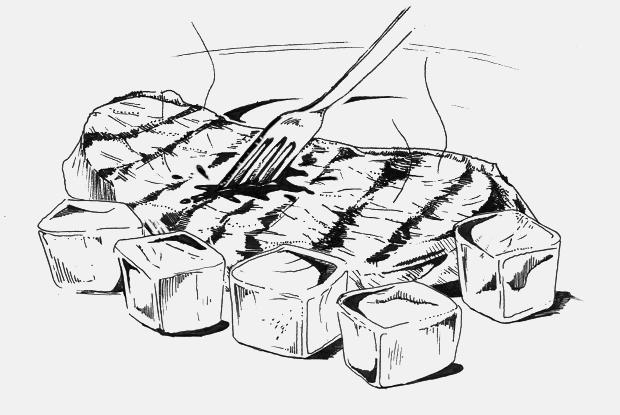 Стоит ли замораживать стейк перед жаркой?