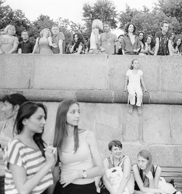 Камера наблюдения: Москва глазами Натальи Колесниковой — Галереи translation missing: ru.desktop.posts.titles.on The Village