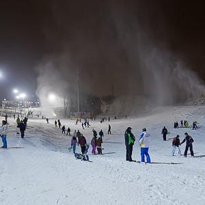 В Киеве заработал горнолыжный комплекс «Протасов Яр» — Сервис на The Village