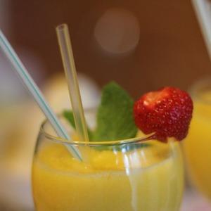 Мангово-ананасовый смузи — Рецепты читателей на The Village