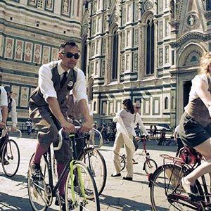 Tweed Run: В Киеве пройдет первый велопробег в стиле английского ретро — Ситуация на The Village