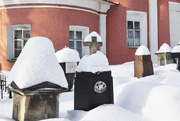 Кости столицы: Гид по самым любопытным московским кладбищам — Гид The Village на The Village