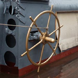 Как ремонтируют крейсер «Аврора» — Фоторепортаж на The Village