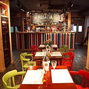 Новое место (Петербург): Ресторан Regatta