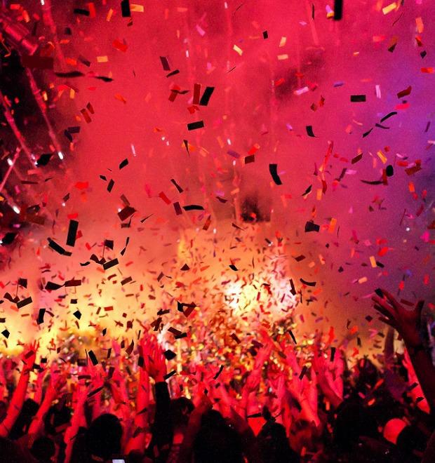 Гид по новогодней ночи: 30 вечеринок в Петербурге — Ситуация на The Village
