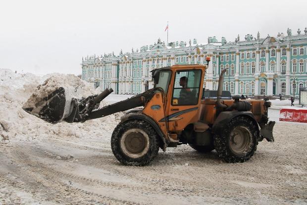 Погодный коллапс в Петербурге в снимках Instagram — Галереи на The Village