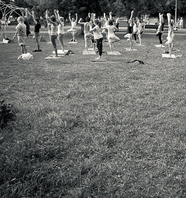 Камера наблюдения: Москва глазами Сергея Мостовщикова — Галереи на The Village