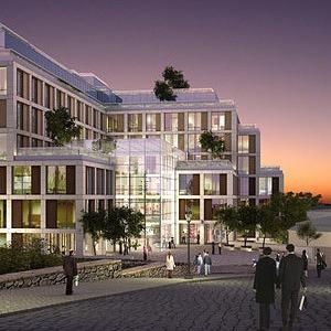 Владелец ЦУМа построит возле Андреевского спуска деловой центр — Ситуация на The Village