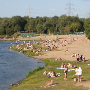 Лучше поздно, чем никогда: Восемь московских пляжей