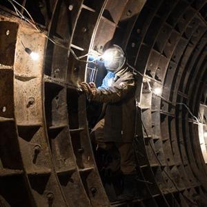 Как строят метро глубокого заложения — Фоторепортаж на The Village