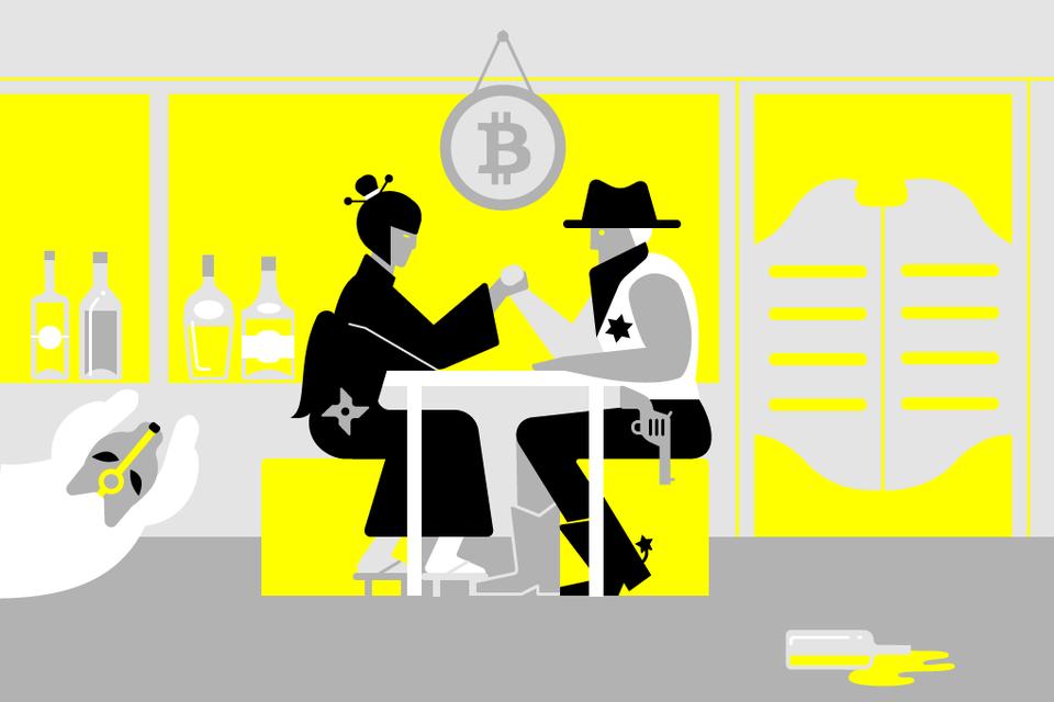Воры, китайские домохозяйки, ФБР: Как на самом деле устроен рынок биткоинов — Облако знаний на The Village
