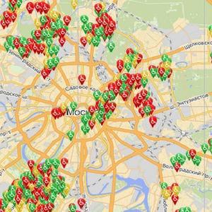 В интернете появилась интерактивная карта пандусов для инвалидов — Ситуация translation missing: ru.desktop.posts.titles.on The Village