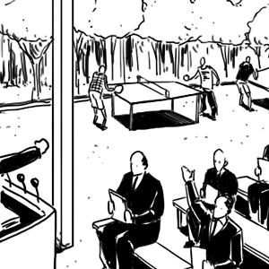 Постскриптум: Власти нашли место для Гайд-парка — Комикс на The Village