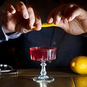 Бухучёт: Выдержанные коктейли — Кухня на The Village