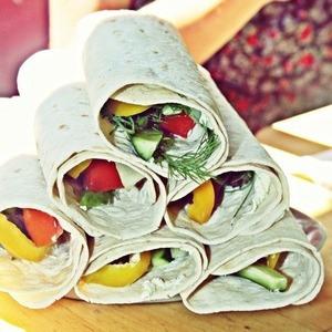 Рулеты на пикник — Рецепты читателей на The Village