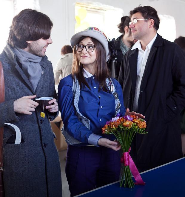 Люди в городе: Участники тестового ресторанного дня в Петербурге — Рестораны на The Village