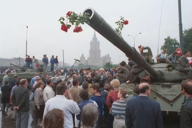 Что читать и смотреть о ГКЧП и развале СССР — Новые знания на The Village