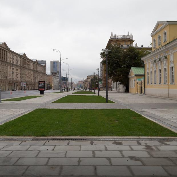 Жители Садового кольца — о том, как изменилась улица после реконструкции — Общественные пространства на The Village