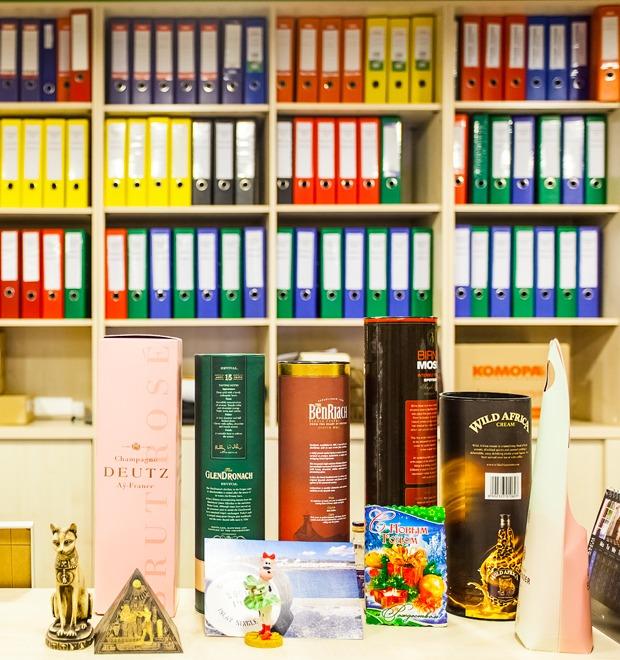 Офис недели (Киев): Wine Bureau — Офисы на The Village