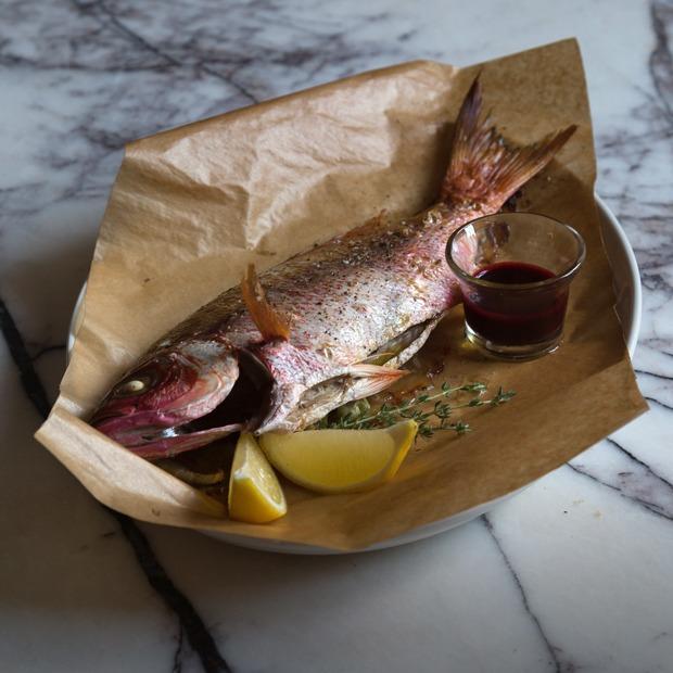 5 новых рыбных ресторанов Москвы — Гид The Village на Look At Me