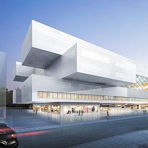 Прямая речь: Голландский архитектор — о торговых центрах, в которых можно работать и отдыхать — Архитектура на Look At Me