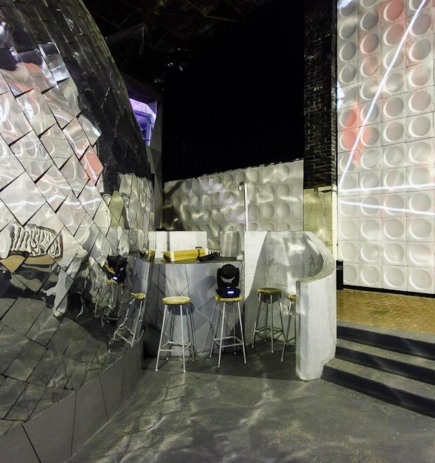 Новое место (Петербург): Клуб Torque — Общественные пространства на The Village