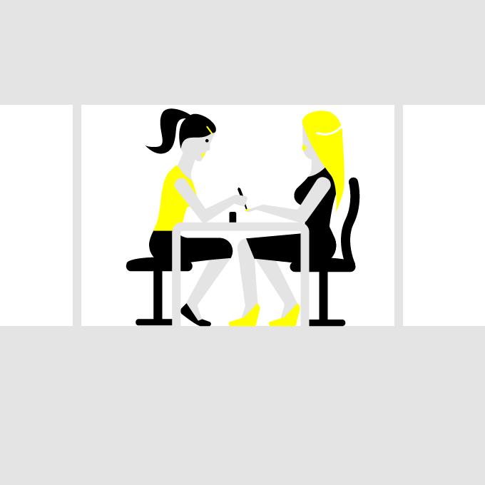 Начни бизнес: Как открыть маникюрный салон — Облако знаний на Look At Me