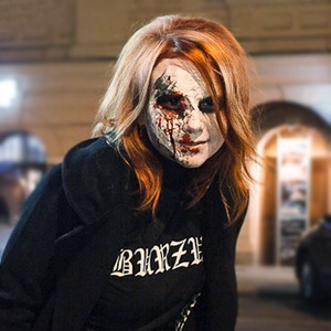 Люди в городе: Хеллоуин в Петербурге — Люди в городе на The Village