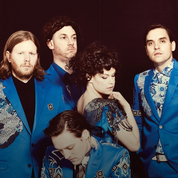 Новый альбом Arcade Fire, биография де Кирико и сериал про одну комнату