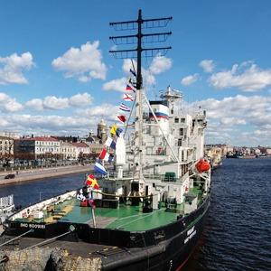 Фестиваль ледоколов в Петербурге — Фоторепортаж на The Village