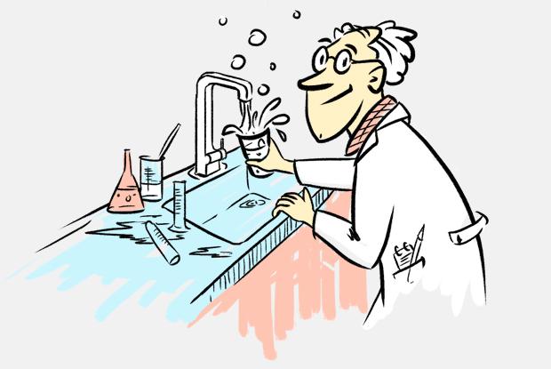 Что будет создоровьем, если пить воду из-под крана — Есть вопрос на The Village