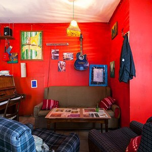 Новое место (Киев): Living Room — Еда на The Village