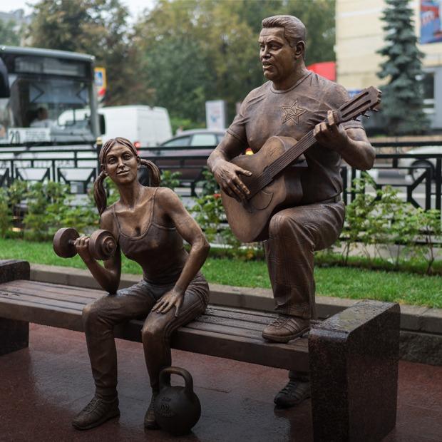 «Какая разница — Ленин или Расторгуев?»: Люберчане о памятнике группе «Любэ» — Люди в городе на The Village