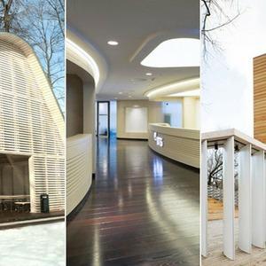 Деревянная архитектура: Летний «Пионер», офис ВТБ и шахматный клуб в Нескучном саду — Архитектура на The Village
