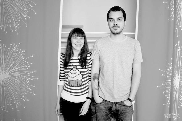 Константин Осинцев и Мария Тимошенко, владельцы хостела Dom — Свое место на The Village