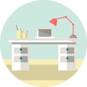 Квартирный вопрос: Как организовать рабочее пространство? — Квартирный вопрос на The Village