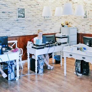 Офис недели (Киев): Sablya — Интерьер недели на The Village