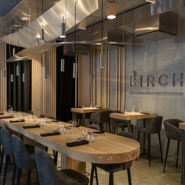 Ресторан Birch на Кирочной улице  — Место на The Village