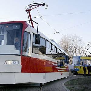 В мае на линии выпустят трамваи киевского производства — Ситуация на The Village