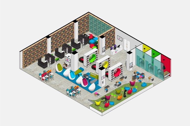 Дизайнеры Гоголевки — о новом российском стандарте библиотек