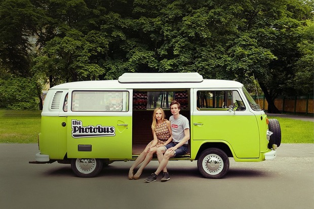 ThePhotoBooth: Как лень помогла создать фотостудию на колёсах