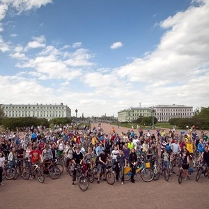 Участники пробега Let's bike it! о велодорожках — Люди в городе на Look At Me