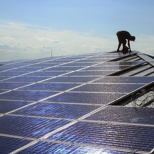 На крыше многоквартирного дома установили солнечные батареи — Ситуация на The Village