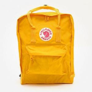 Лучше меньше: Где покупать рюкзак Fjällräven Kånken
