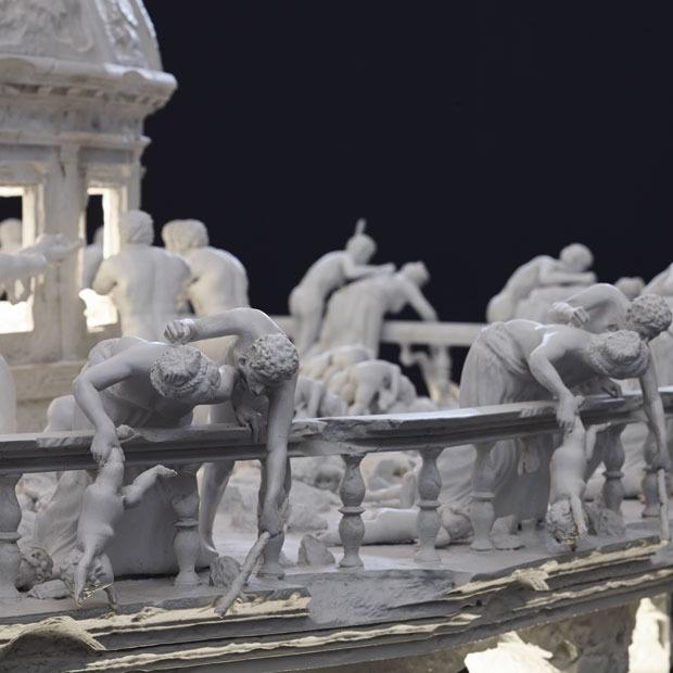 Выставка Мэта Коллишоу, «Грезы III» и концерт грузинского ансамбля в лютеранском соборе — Выходные в городе на The Village