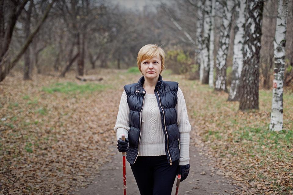 «Школа скандинавской ходьбы»: Как делать деньги на непопулярном виде спорта — Сделал сам на The Village