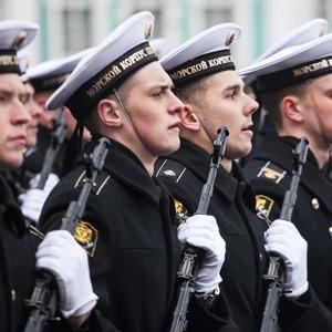 Репетиция парада Победы на Дворцовой площади — Город на The Village