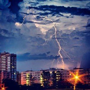 Дождь в Петербурге в снимках Instargam — Галереи на The Village